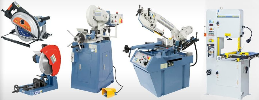 Engineering Machinery Bandsaws cutting division