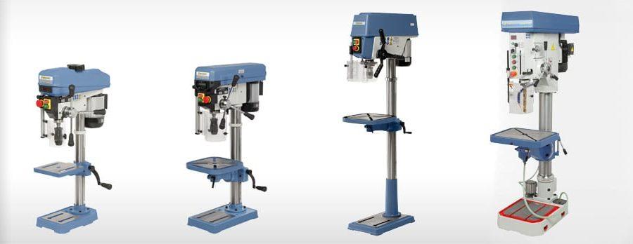 Vario & Column Drilling Machines