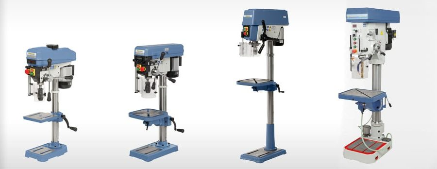Vario & Column Drilling Machines