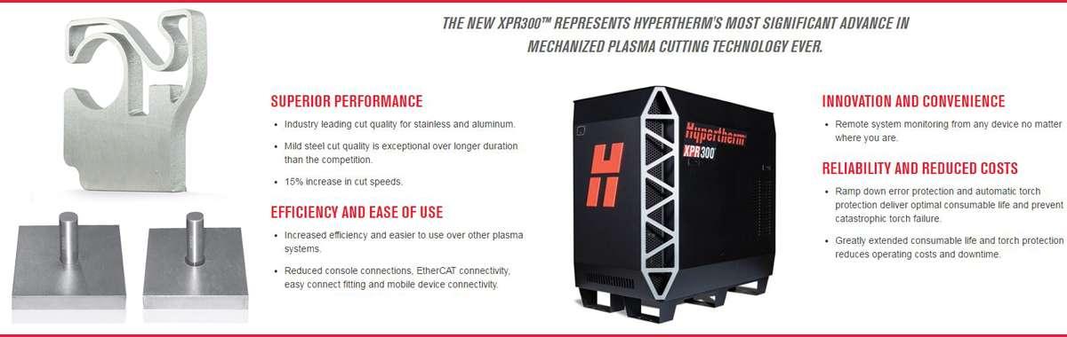 Hypertherm Machine for sale Northern ireland