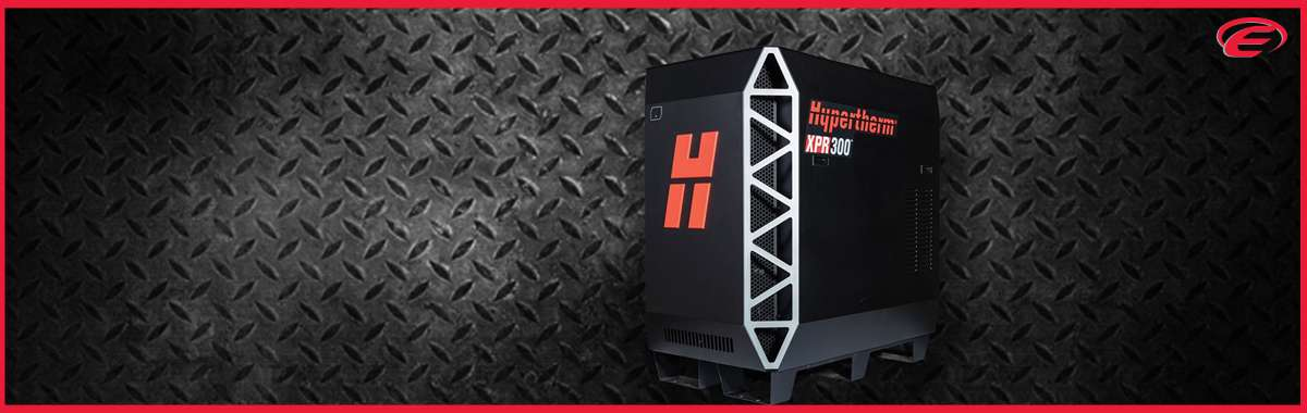 New Hypertherm XPR 300 Northern Ireland