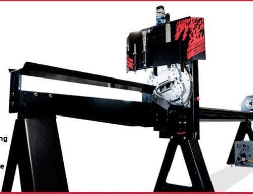 CNC Plasma cutter | Tube & Pipe cutting | Hypertherm