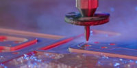 Hypertherm WaterJet Uk and Ireland , waterjet cutting solutions for industry