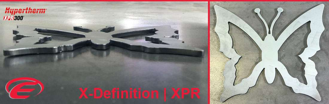Hypertherm XPR 300 cnc plasma systems , Engineering Machinery and services northern ireland . CNC Plasma from Hypertherm over 30 years