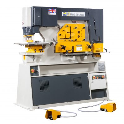 Kingsland Ironworkers for sale from Engineering Machinery Ireland and northern Ireland , Buy Geka Ironowrker or Kingsland in Ireland  Ironworker for sale in northern ireland