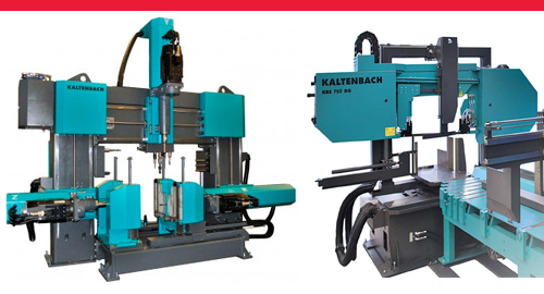 Kaltenbach saw for sale in Ireland from Eng Machinery metalwork machinery - call us today for metalwork machinery