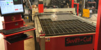Swiftcut cnc plasma systes UK from Engmach Ireland - call Joe carroll about our Hypertherm plasma cutting machines with Swiftcut tables - all new mk4 machinery plasam cutters