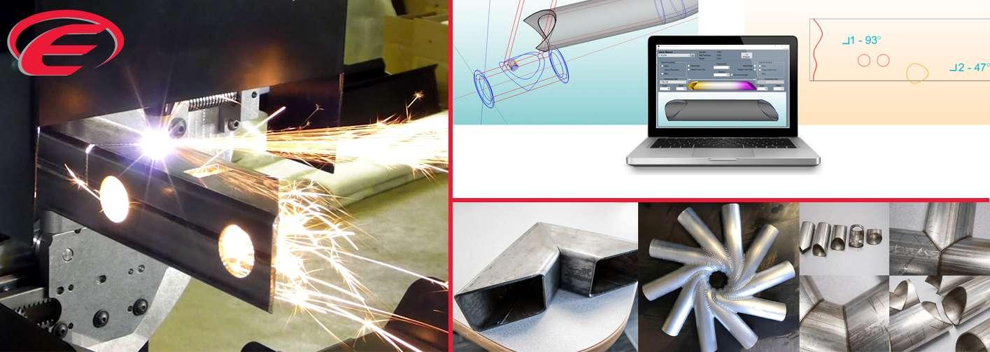 CNC Tube and pipe plasma cutting machine from Engineering machinery ireland and Uk - auction cnc plasma machinery in Ireland