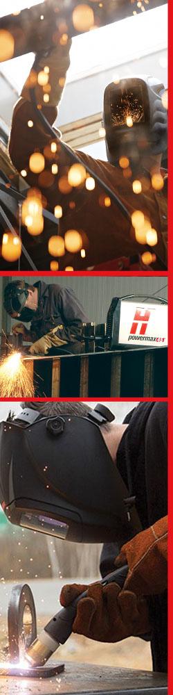 Powermax 65 plasma Northern Ireland - CNC Plasma Cutting Machinery - Joe Carroll Engineering Machinery