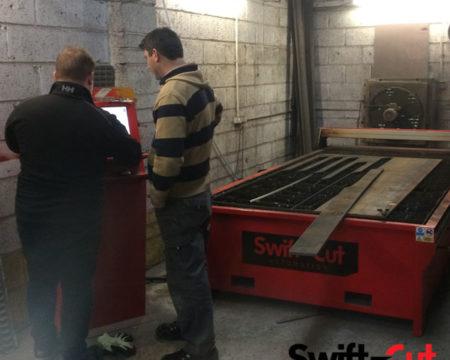 Swiftcut CNC Plasma Ireland engmach