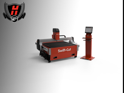 Swiftcut cnc plasma cutter for sale in ireland and northern ireland with Hypertherm Plasma