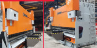6 metre pressbrake - 4metre and 6metres pressbrakes for sale