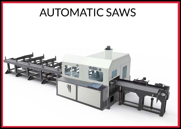 Automatic Saw | Production Saw Lines - Engineering Machinery