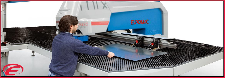 CNC Turret Punch Machinery