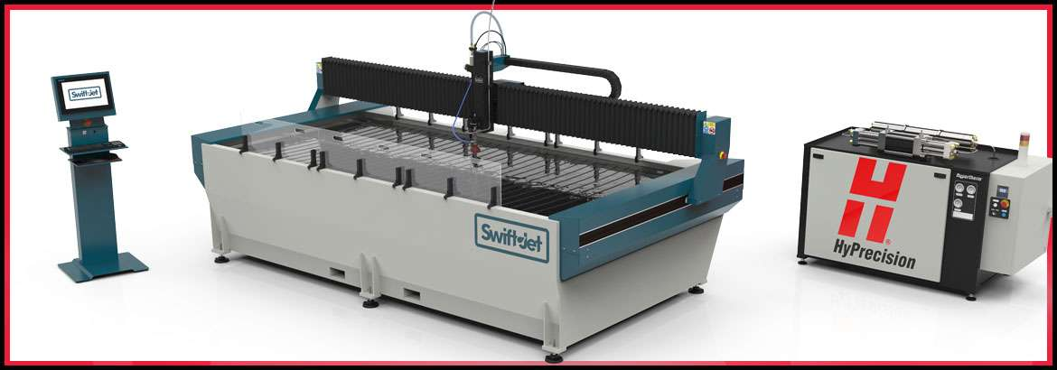 Ireland | No.1 CNC WaterJet Cutting Machine - Engineering Machinery uses Hypertherm WaterJet Cutting Pumps | The world leader in Waterjet cutting solutions formally accustream