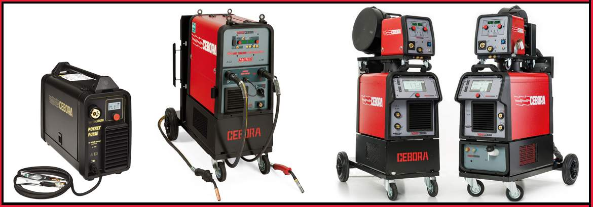 Cebora Welders - UK & Ireland