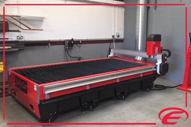 Entry Level Plasma Cutter | Plasma Table Kit | Swiftcut CNC