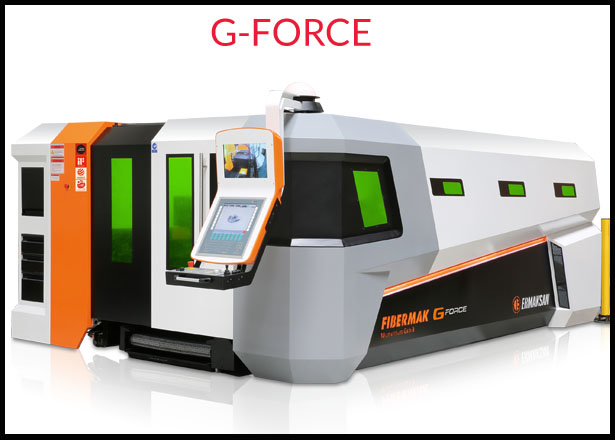 New Ermaksan G-Force - Gen 4 FiberLaser - Available in Northern Ireland. IPG Resonator - The best loved Fiberlaser in the world