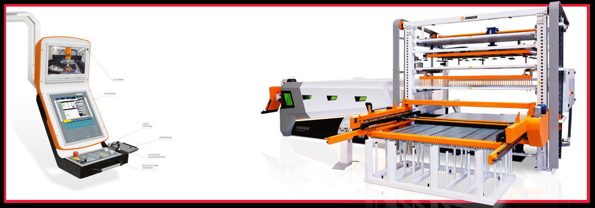 CNC Fiber Laser - Ermaksan - Bystronic - IPG Laser - For sale in the UK & Ireland - What is Fiber Laser