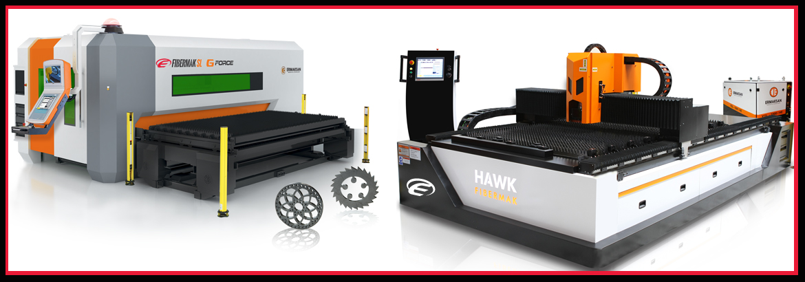 Fiber laser cutting machines that produce the fastest, most precise cuts