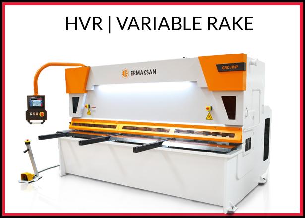 HVR Variable Rake Guillotine