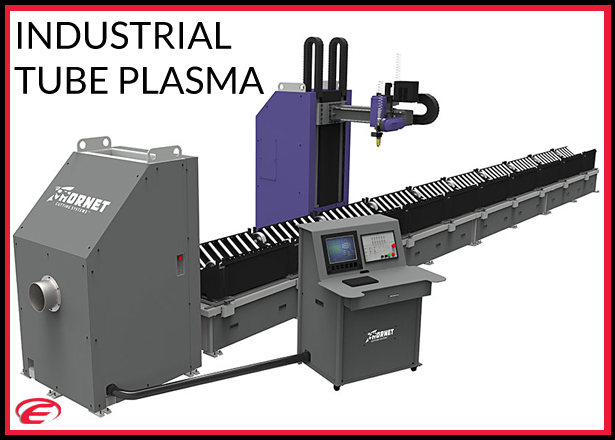 Industrial Tube plasma