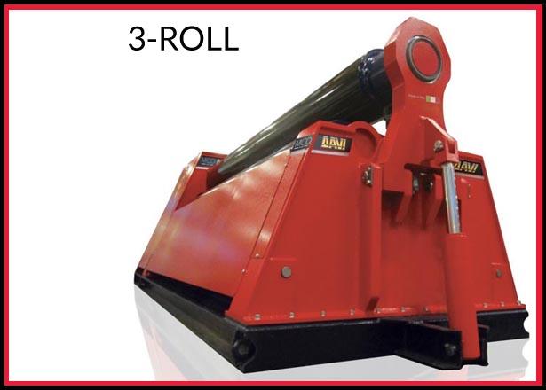 MCO 3roll Davi Plate Rolls