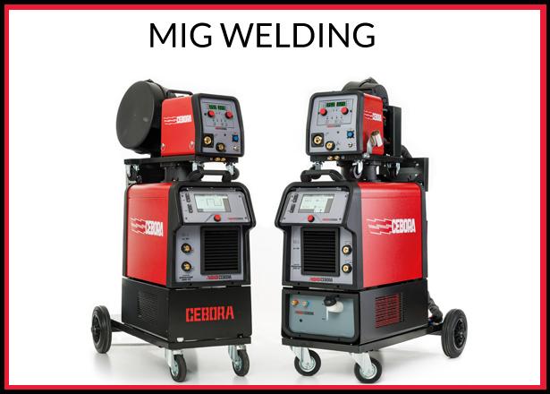 Mig Welding Machinery
