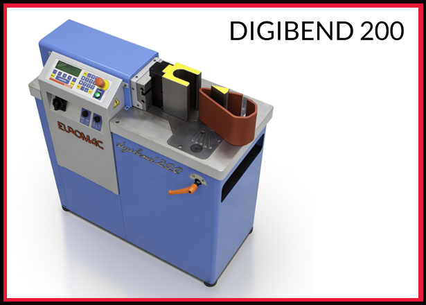 New Digibend 200 euromac