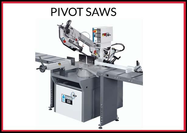 Pivot saws