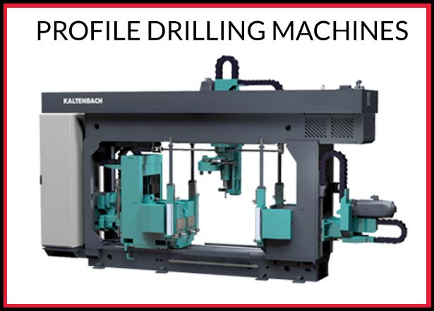 Profile Drilling machines