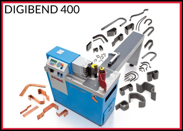 Digibend 400 CNC Flat Metal Bending Ireland | Engineering