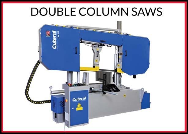 double column saws