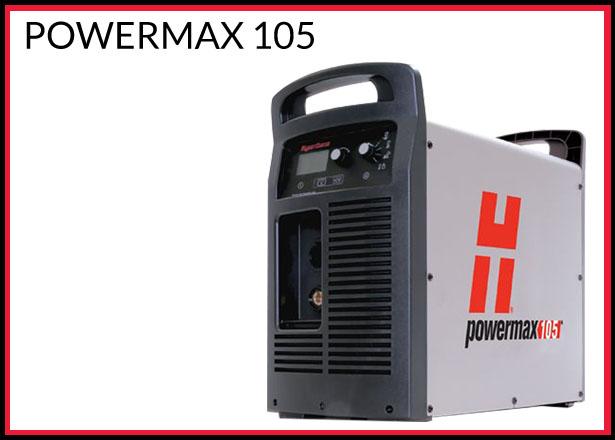 hypertherm pmx 105