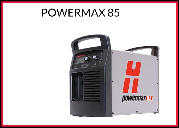 hypertherm powermx 85