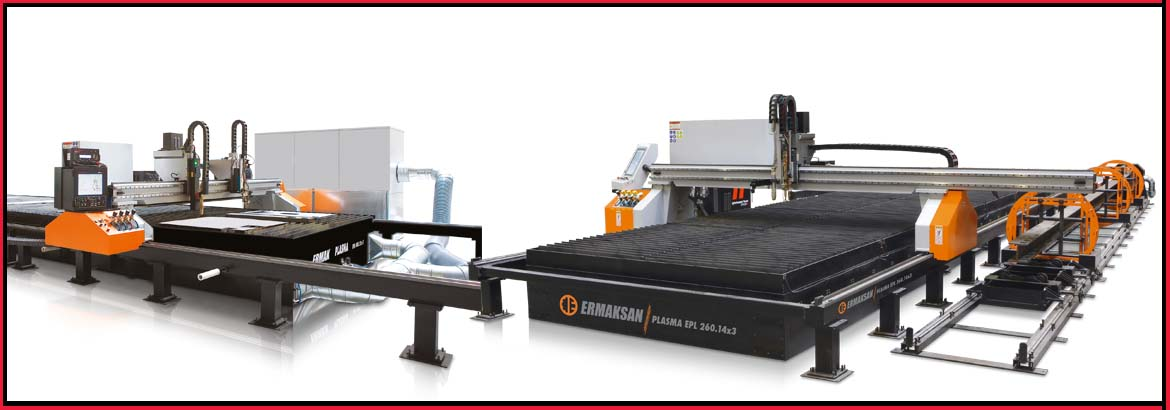 new CNC Plasma Hypertherm SLider