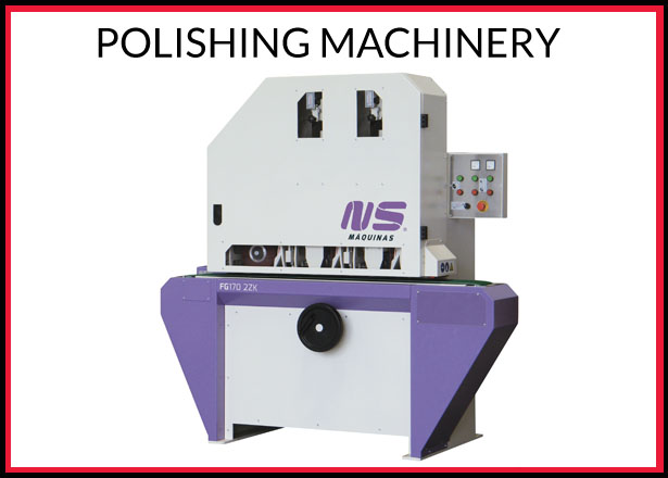 polishing machinery