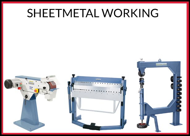sheetmetal working machinery