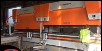 For sale | Tandem Pressbrake | Ireland - Call Engineering machinery - Brake Press Tandem systems - 8m tandem Pressbrake