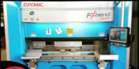 New - ELectric metal Pressbrake from Euromac Italy - For sale Northern Ireland from Engineering Machinery