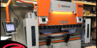 Sheetmeatl MAchinery Ireland - Buy a new Sheetmetal Pressbrake - Box and Pan folder - EngMach Engineering Machinery and services Dublin - All sheetmetal equipment in stock